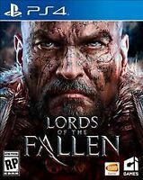 Sony Playstation 4 PS4 Game LORDS OF THE FALLEN