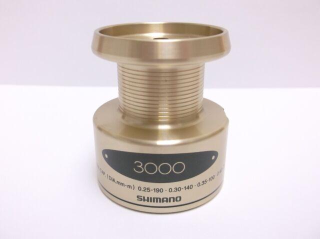 SHIMANO SPINNING REEL PART - RD6565 Stradic 3000FG - Spool Assembly