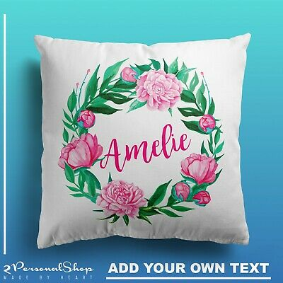 Cushion Cover Pillowcase Custom Gift
