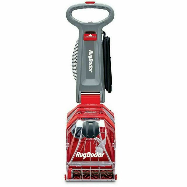 Rug Doctor Deep Carpet Cleaner Upright Portable Deep Cleaning Machine for...