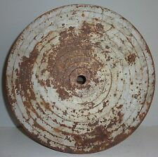 Early 1900's Antique Cast Iron Shooting Gallery Duck Target HM Quackenbush ??
