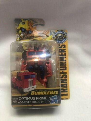 Optimus Prime-SEALED Figure-Transformers Energon allumeurs vitesse série