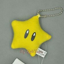 Mini Order $8 New Super Mario Bros. Plush Doll Figure Star 2.5""