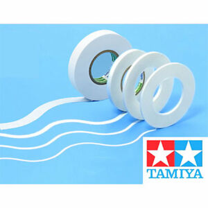 TAMIYA-Masking-Tape-for-Curves-2mm-3mm-5mm-12mm-20m-roll-Choose