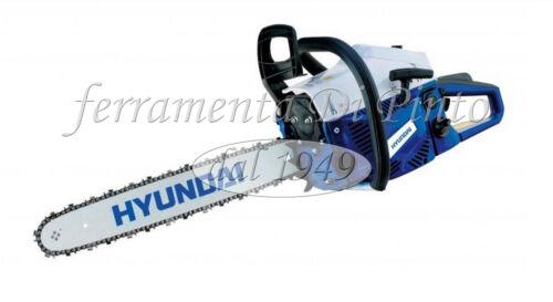 Kettensäge Verbrennungs cm 45 Motor 52 cc Hyundai