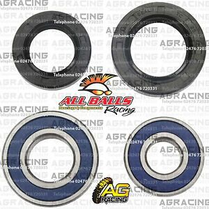 All Balls Front Wheel Bearing & Seal Kit For Yamaha YFM 350 Raptor 2005 Quad