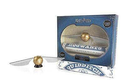 Idea Regalo Harry Potter Mystery Flying Snitch Ball Boccino d/'Oro Volante