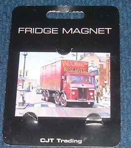 Fridge-Magnet-034-Leyland-Jacobs-Biscuits-034-from-picture-by-artist-Mike-Jeffries