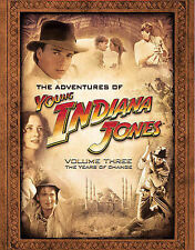 Adventures Of Young Indiana Jones Vol. 3 - The Years of Change (DVD, 2008,...