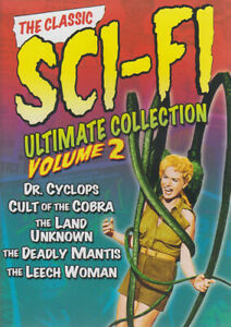 CLASSIC-SCI-FI-ULTIMATE-COLLECTION-VOL-2-DR-CYCLOPS-CULT-OF-THE-COB-DVD