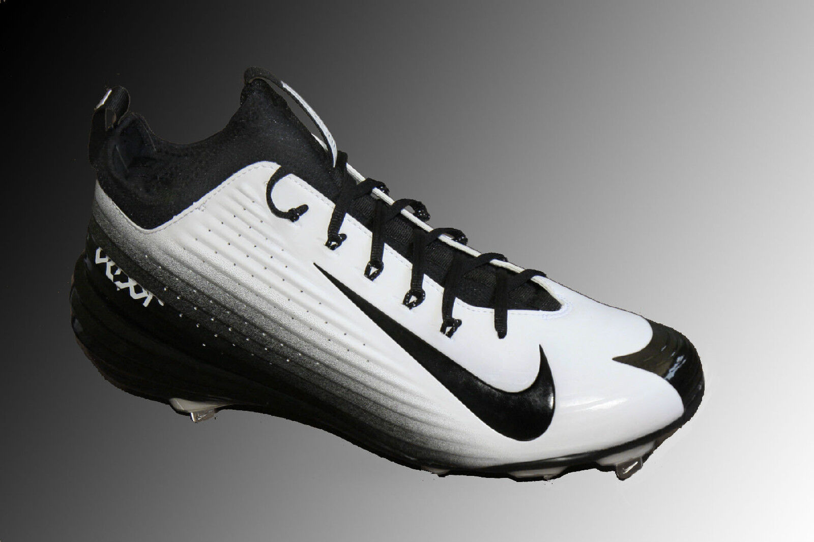 73bd93e042b Nike Men s Lunar Vapor 654853 Trout Metal Size 13 Baseball Cleats 654853  Vapor 100 cfff67