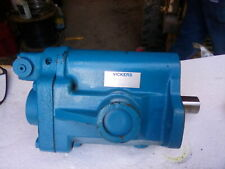 Vickers Hydraulic Piston Pump Pvb29 Rs 20 Cm 11