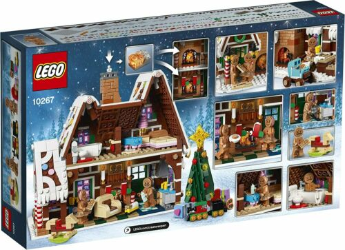 LEGO 10267 Creator Gingerbread House Officially Announced 1477 pieces