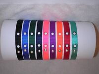 Dog Fence Nylon Collar For Invisible Fence,dogwatch,petsafe,pet Stop,perimeter