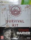 Tomb Raider, Collectors Edition inkl. Lara Croft Figur, XBOX360, NEU & OVP