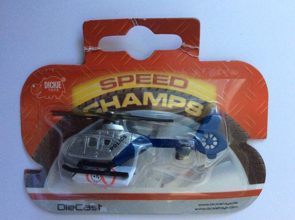 Modelbil, Dickie Toys, Speed Champs Lastvogne
