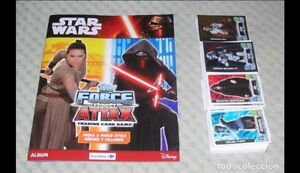 Cartas-Star-Wars-Carrefour-Force-Attax-Cromos-2016-Heroes-y-Villanos-Pide-faltas