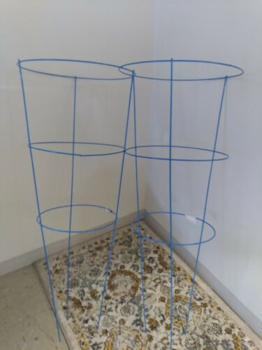 Tomato and Plant Support Cage Galvanized 2