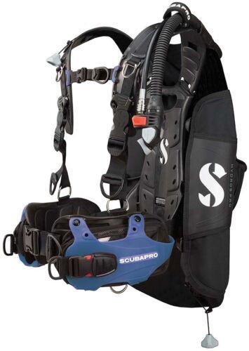 Scubapro Hydros Pro Test Jacket Men blau  Größe L