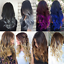 US-Real-Natural-Full-Head-Clip-in-as-Human-Hair-Extension-8Pc-Straight-Curly-Wav thumbnail 9
