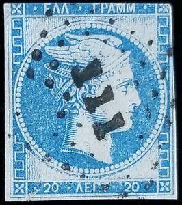 1870 Greece, Hermes , Son of Zeus Scott 31 Used