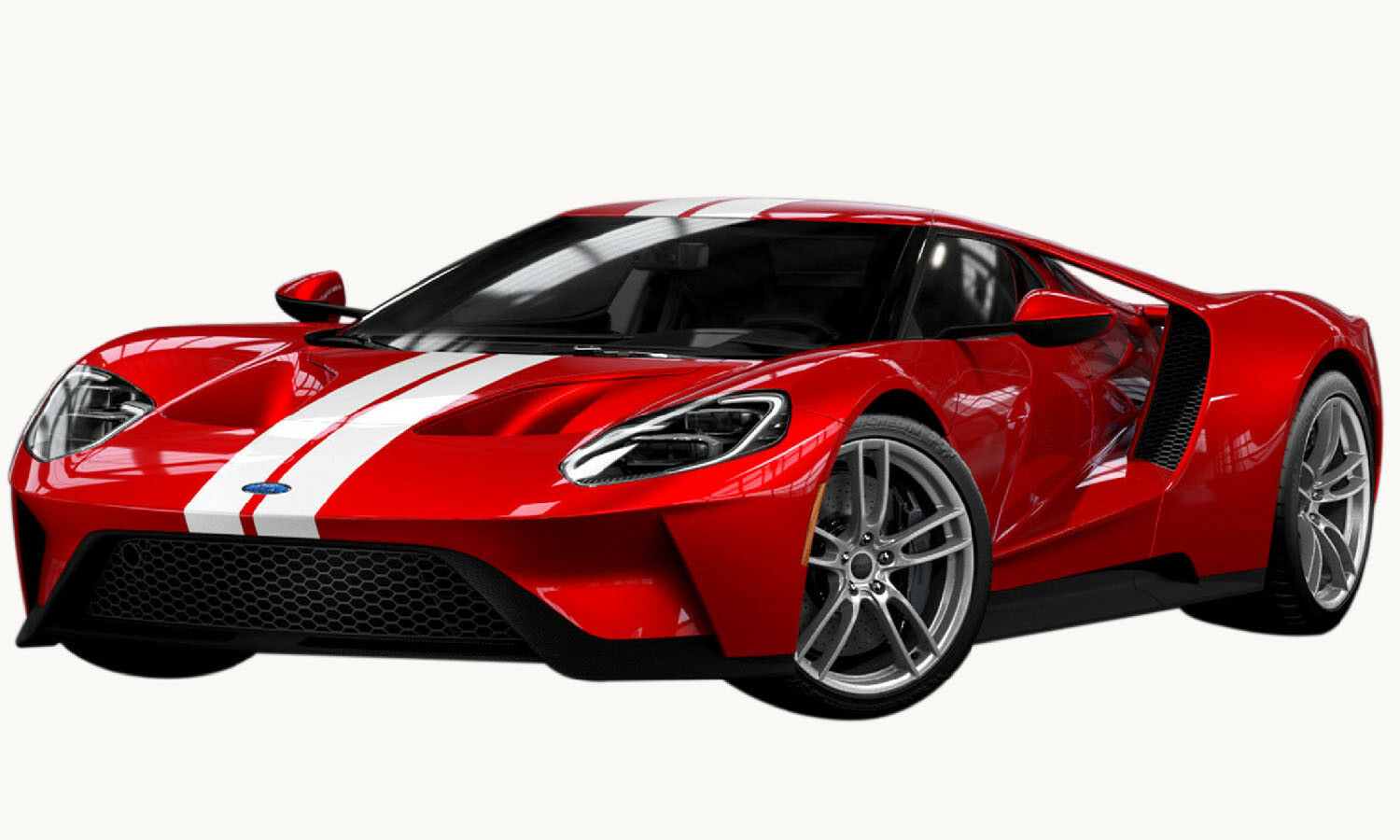 Ford GT 2018 Heritage Edition -