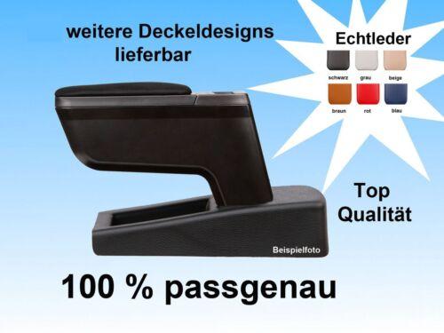 Echtleder Mittelarmlehne Leder für Chevrolet Spark ab 2010 Armlehne
