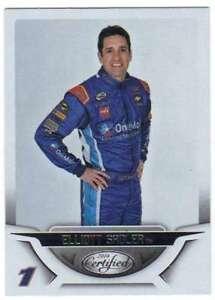 2016-Panini-Certified-NASCAR-Racing-89-Elliott-Sadler