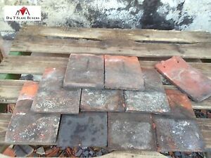 Reclaimed Second Hand Clay Bracknell Roofing Tiles Ebay