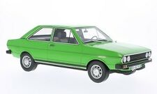 1973 Audi 80 GT Green Metallic by BoS Models LE of 1000 1/18 Scale Rare! New!