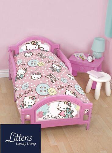Pillow 4 in 1 Set Junior Toddler Cot bed Cotbed Bedding Bundle Duvet Quilt