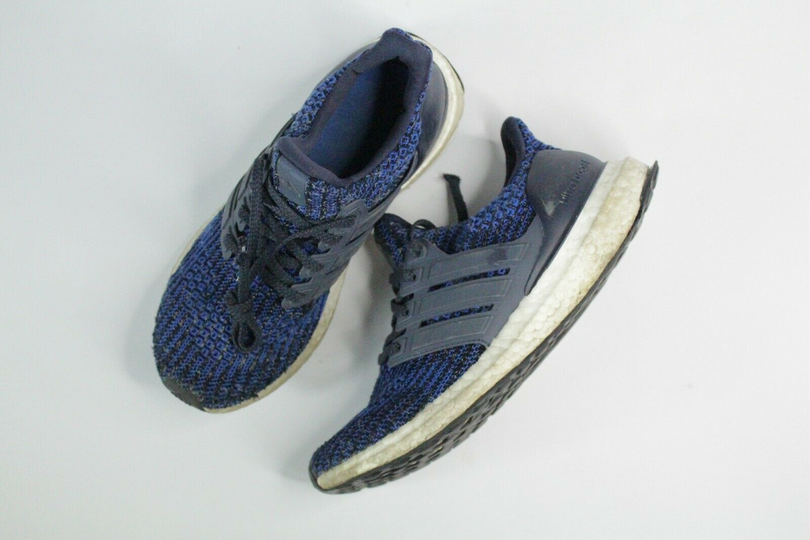 Authentic Adidas Ultra Boost 4.0 Trace bluee DB1427  Size 5 Men's