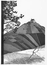David Hockney Original Etching 19691970 Limited Edition Grimm's Fairy Tales