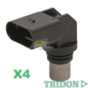 TRIDON-CAM-ANGLE-SENSORx4-FOR-VW-Passat-04-03-07-04-W8-4-0L-BDN-TCAS116