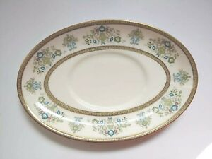 Minton-HENLEY-Gravy-Boat-Underplate-JUST-FOR-UNDERPLATE