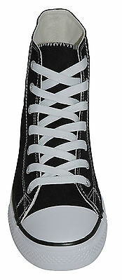 CI Canvas Sneaker Sneakers Sportschuhe Freizeitschuhe Schwarz Weiß 37-46