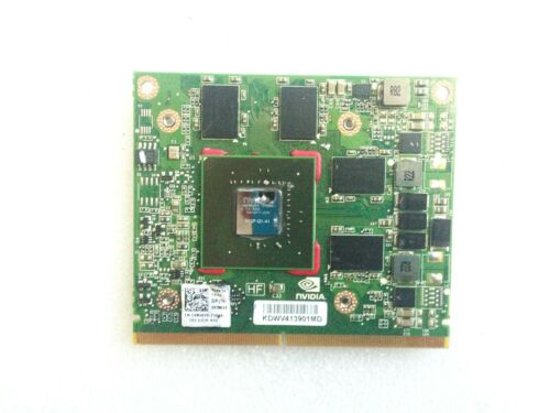 Dell M4600 M6600 nVIDIA QUADRO 1000M 2GB Video Card KDWV4 CN-0KDWV4 N12P-Q1-A1