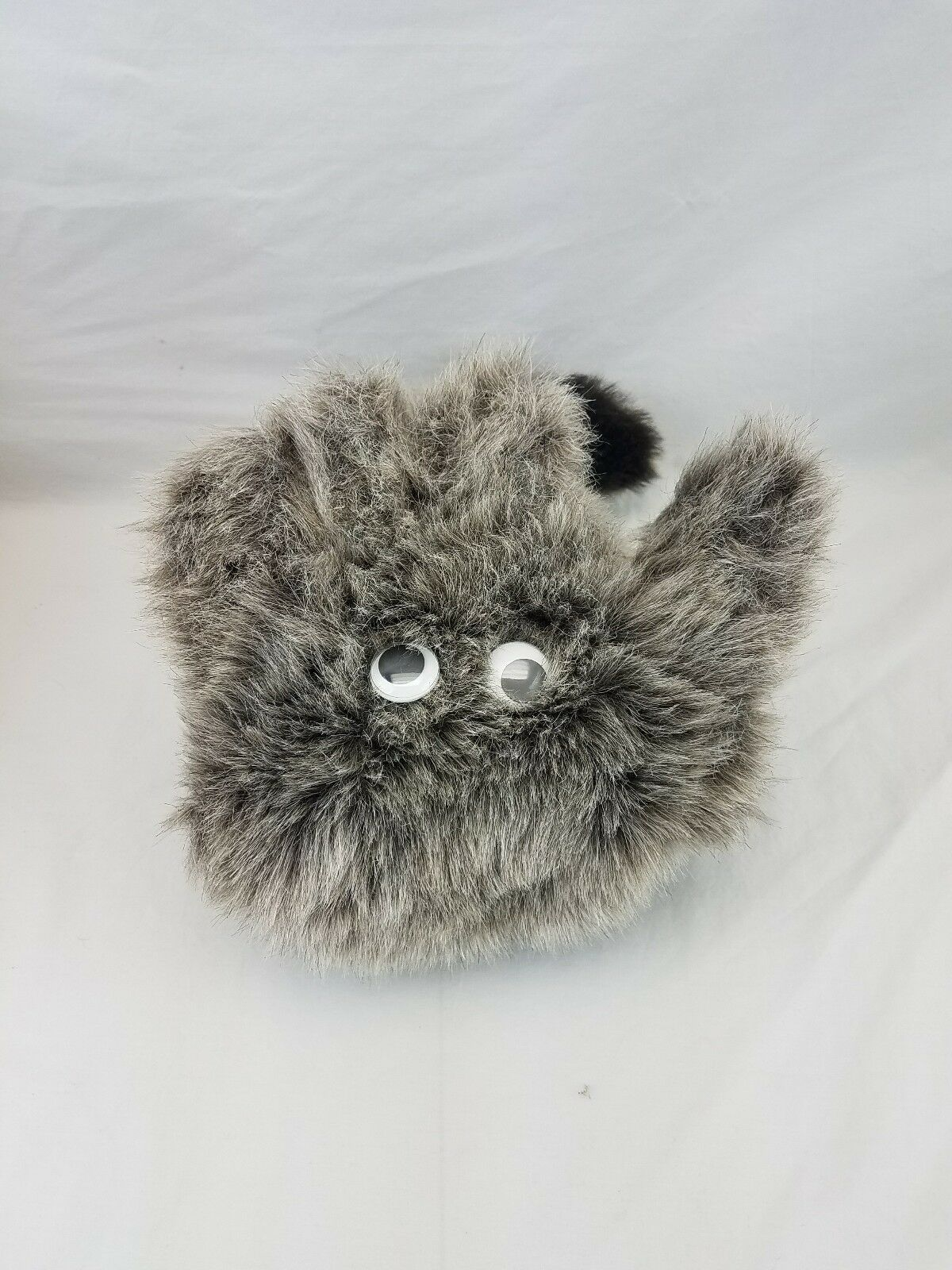 Vtg Nothing Much Hand Puppet 1982 Googly Eye Faux Creepy Fur Creepy Faux Hand Kids 8fc080