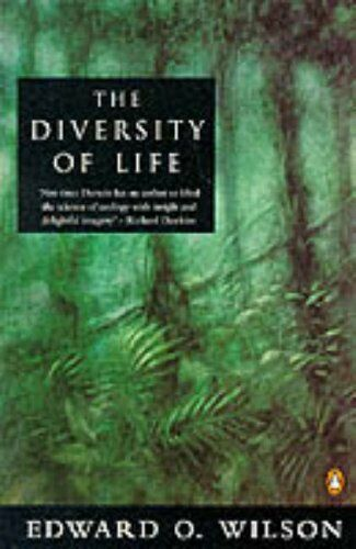 1 of 1 - The Diversity of Life (Penguin Science),Edward O. Wilson
