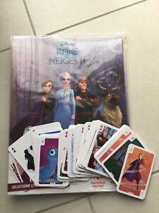 Album La Reine Des Neiges II Disney Carrefour neuf sans images