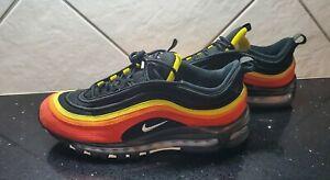 Nike Air Max 97 Hanshin Tigers Size 10 Ct4525 001 Red