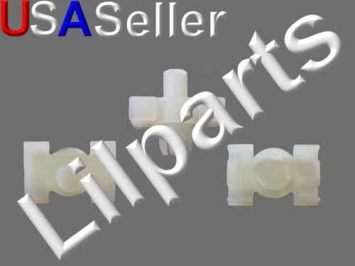 Mercedes Benz Fender Moulding Clip Retainer 201-988-03-78