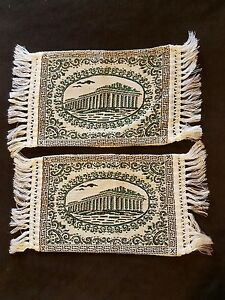 VTG Fabric head rest or arm rest Covers - PARTHENON in Athens