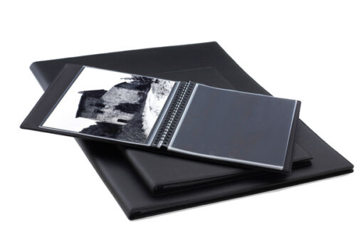 Mapac A3 Professional Presenter Portfolio Display Book Folder 20 Sleeves