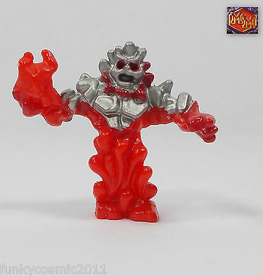 Mighty Max - Lava Lord 1 - Micro Figure - Heroes & Villains - Bluebird Toys 1993
