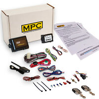 Remote Start W/keyless Entry Ford Vehicles 2000-2010 - Complete Kit W/bypass on sale