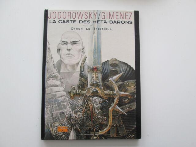 CASTE DES META-BARONS T1 reedition BE/TBE OTHON LE TRISAIEUL JODOROWSKY GIMENEZ