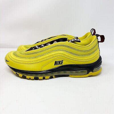 Nike Air Max 97 Premium Bright CitronBlack Black AV8368 700