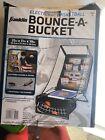 Franklin Sports Basketball Arcade Game - Table Top Bounce A Bucket Shootout