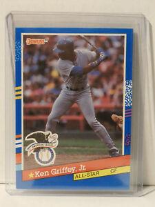 bec2460c3a Image is loading 1991-Donruss-Ken-Griffey-Jr-49-MLB